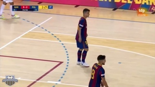 Barcelona 6x4 Palma Futsal - Semifinal (Jogo 2) - RFEF FUTSAL 2020/2021