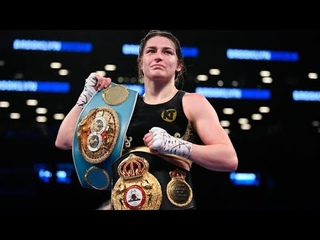 TOP 5 KATIE TAYLOR KNOCKOUTS