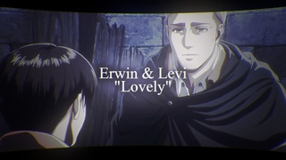 Erwin & Levi    ❝ Lovely ❞